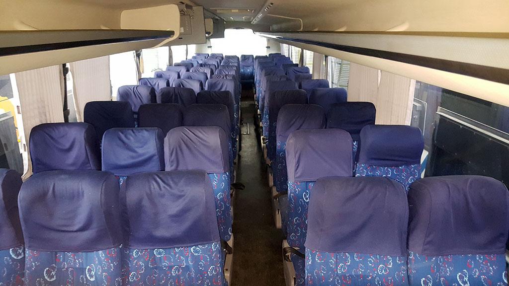 71-Seater semi-luxury