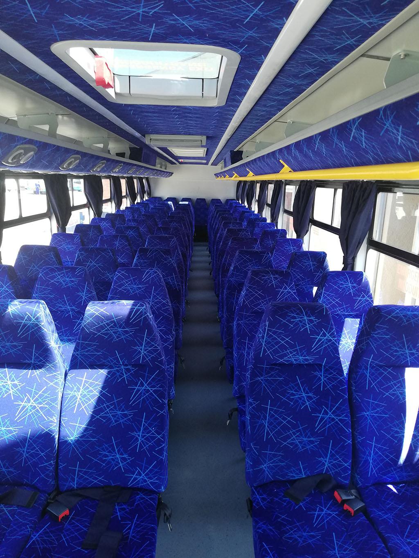 79-Seater semi-luxury